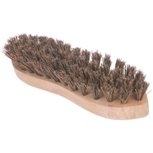Ideal brush to use for cleaning any concrete surface.